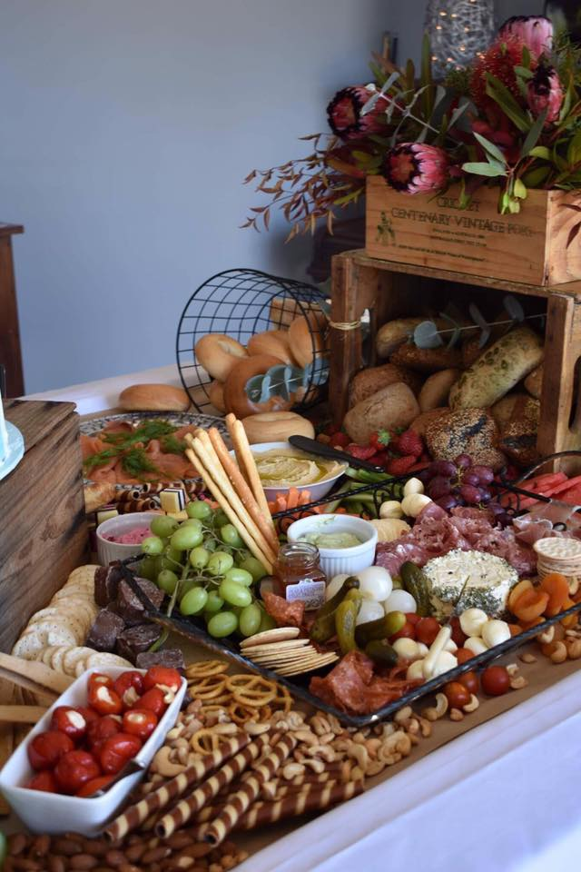Grazing Table Catering & Picnic Boxes