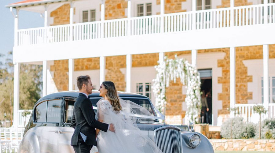 Luxury Wedding at Buckland Estate