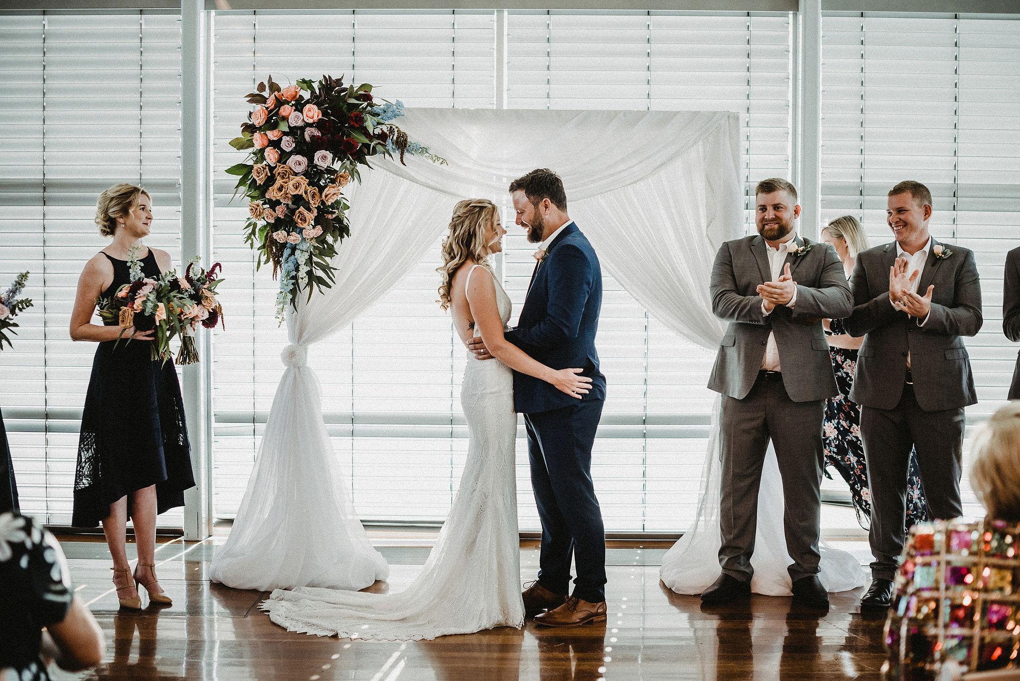 Perth Wedding Bride & Groom Ceremony
