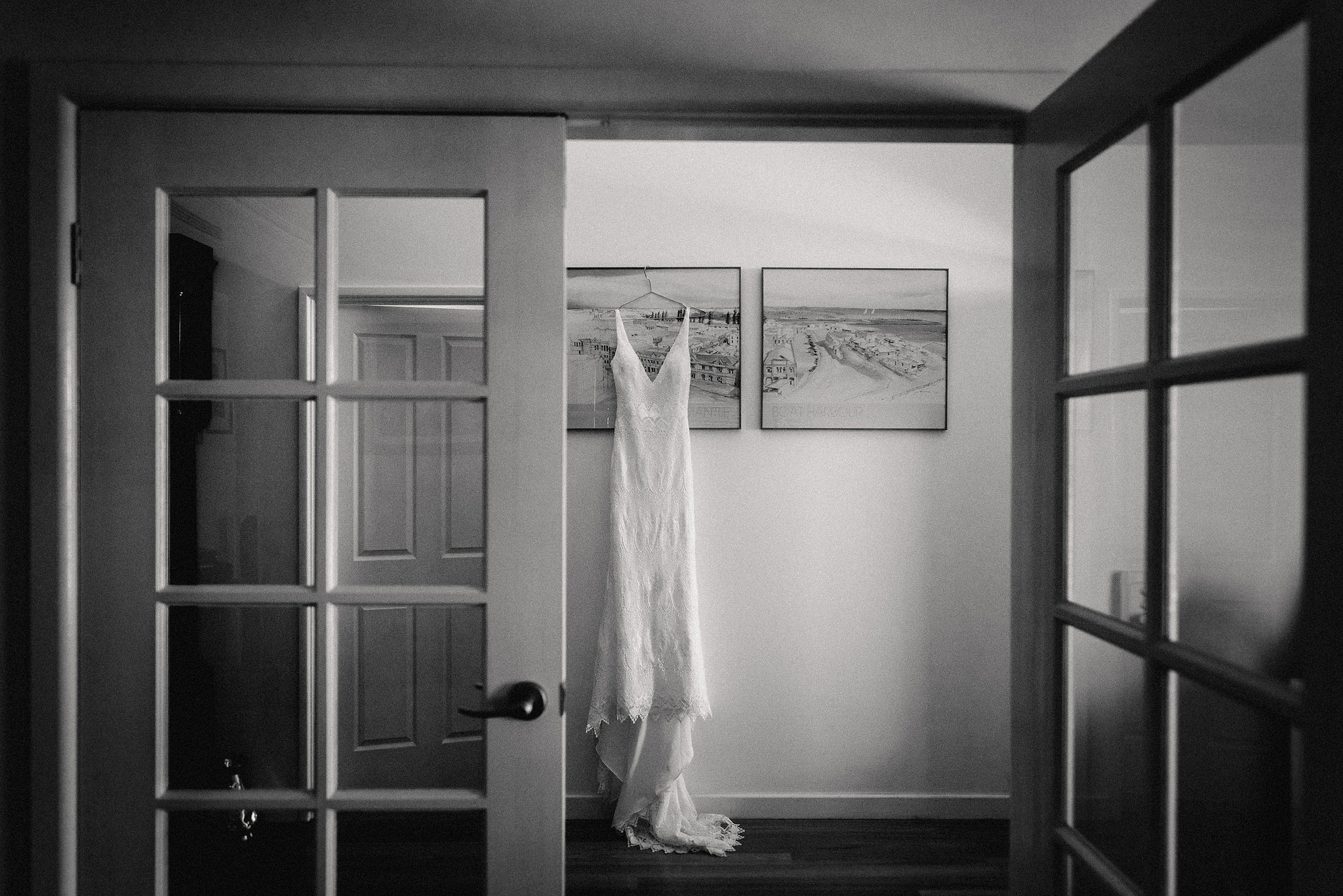 Perth Wedding Bridal Gown
