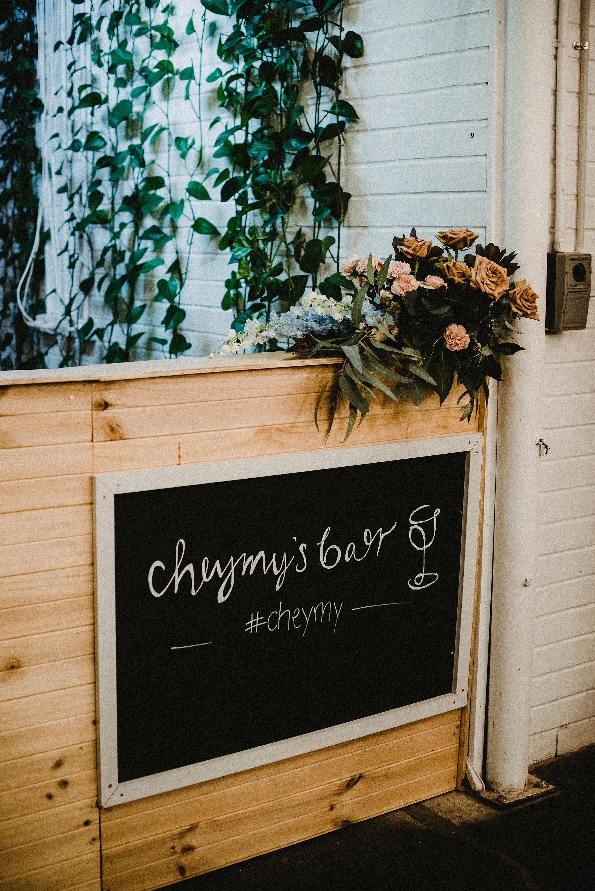 Perth Wedding Bar