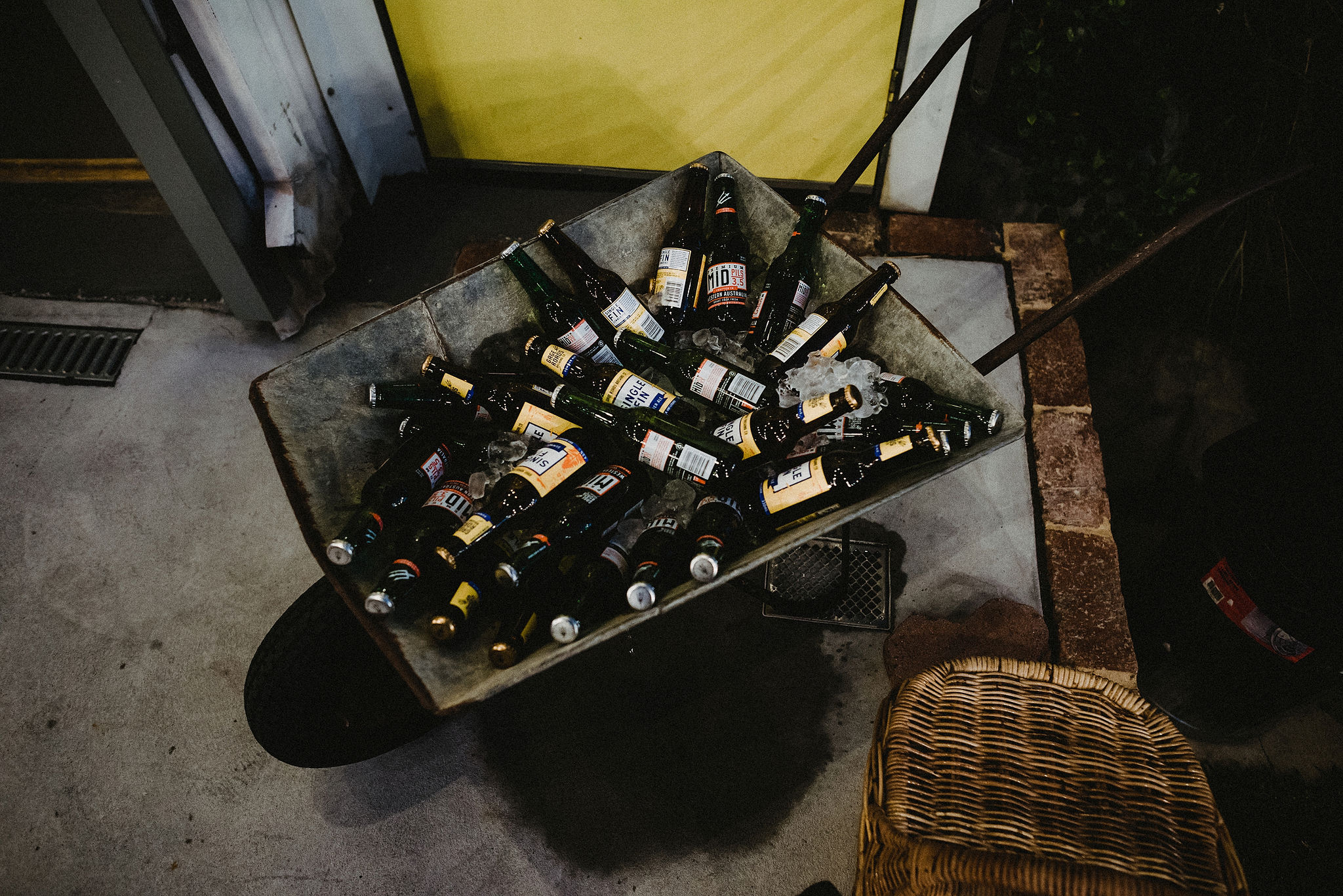 Perth Wedding Beer Bar