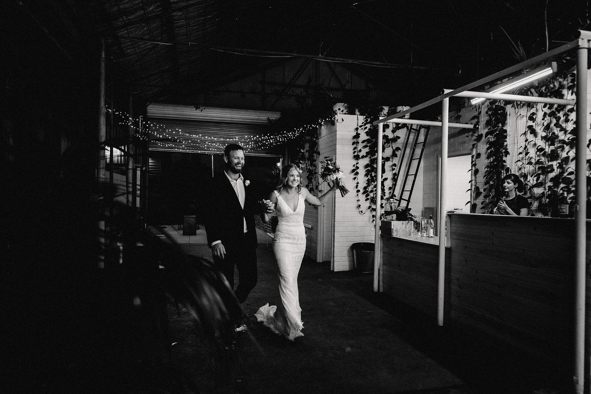 Perth Wedding Bride and Groom