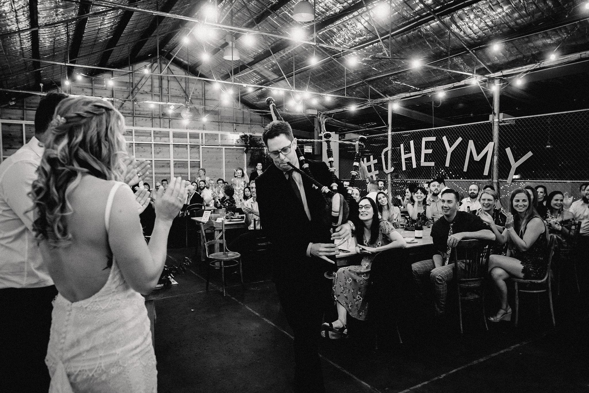 Perth Wedding Entertainment