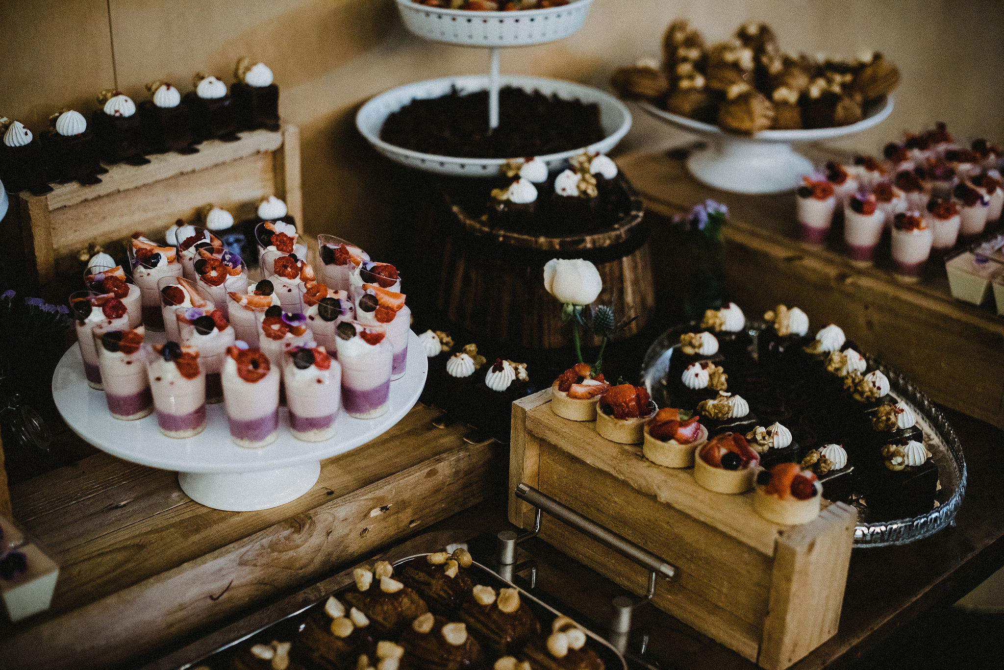 Perth Wedding Dessert Table