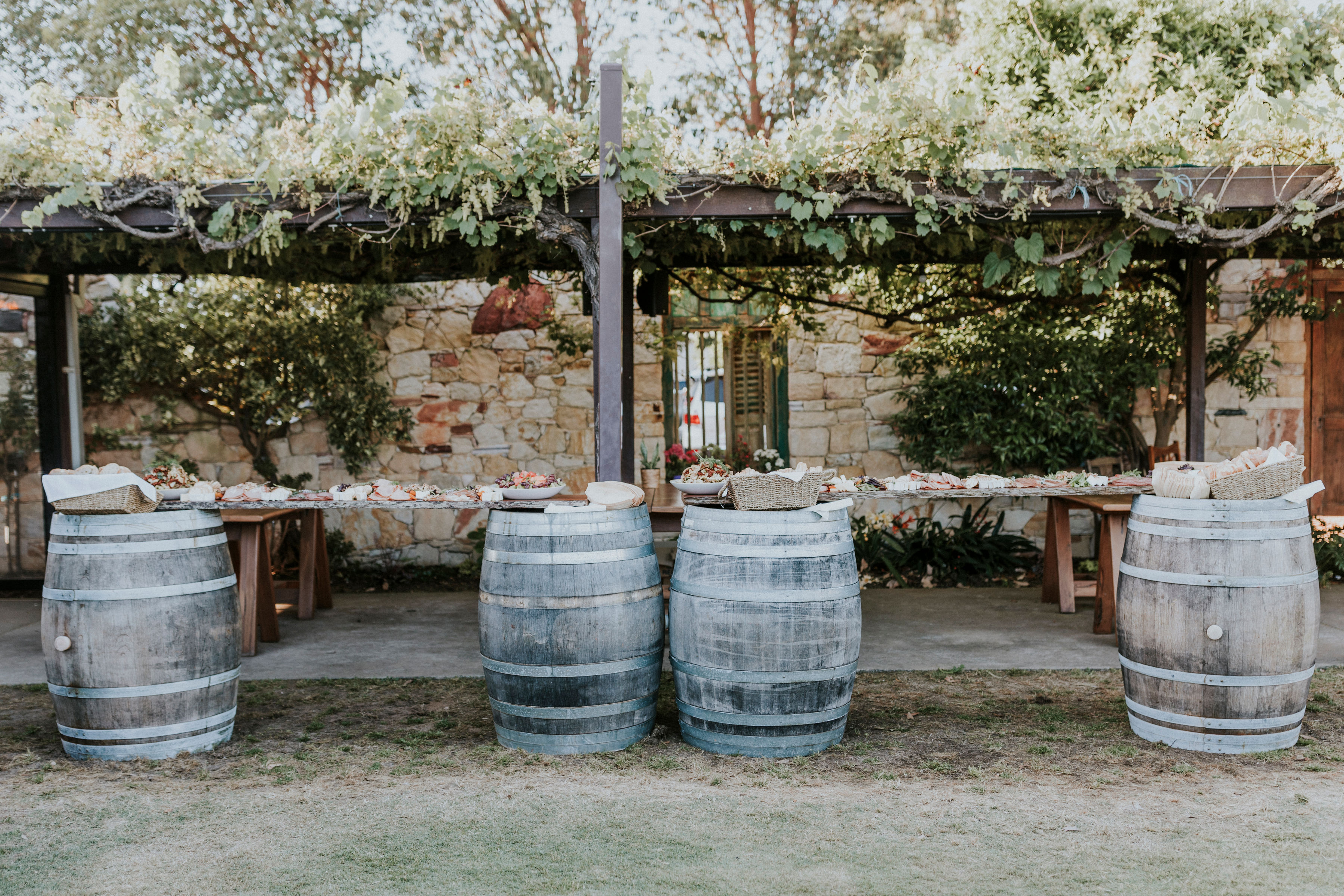 Perth Wedding Grazing Tables