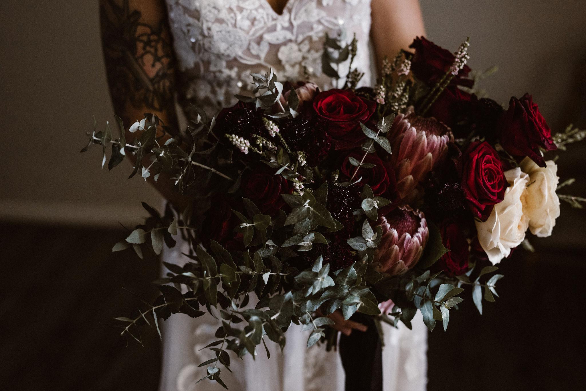 Perth Wedding Bridal Bouquet