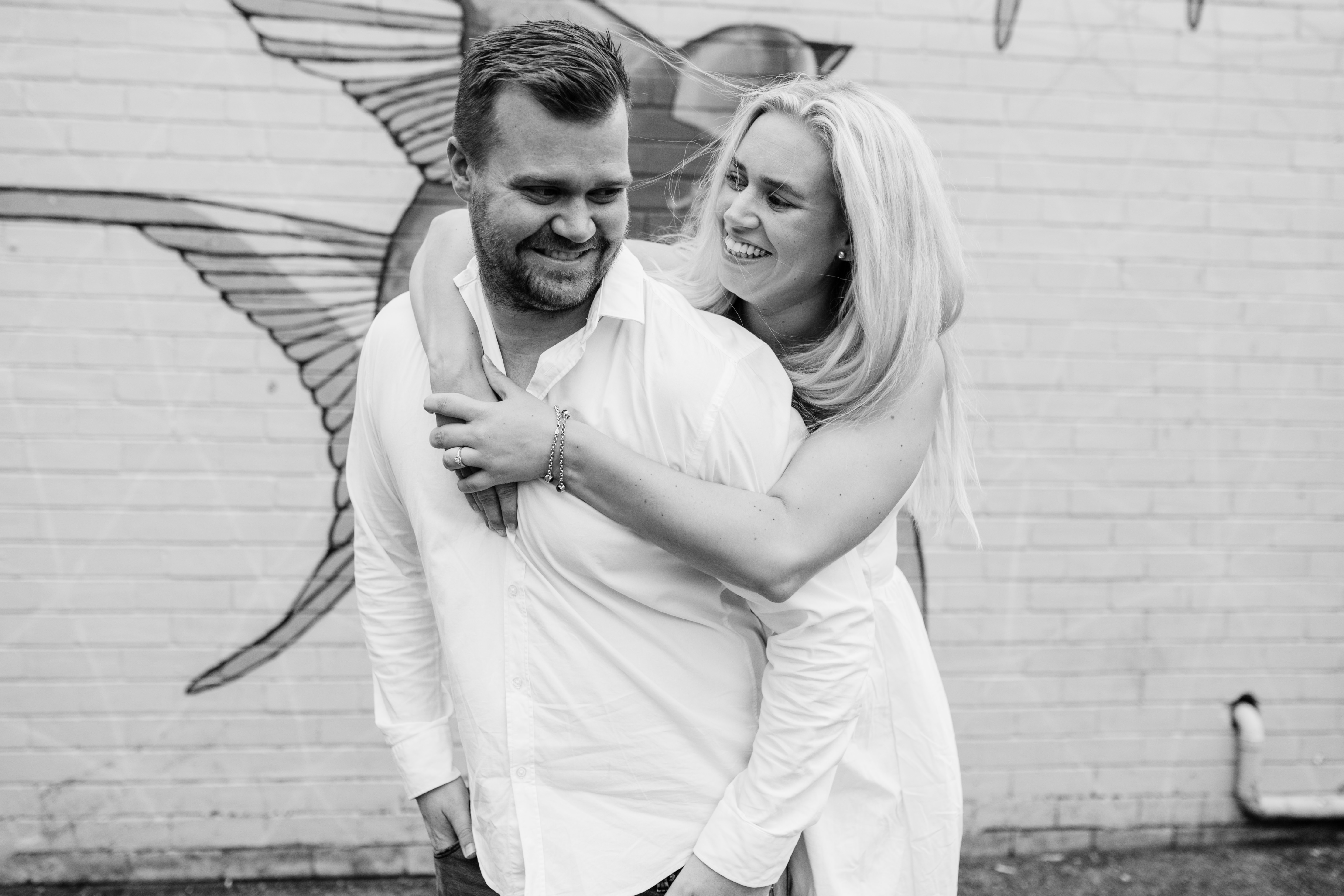 Perth Wedding Engagement Photo