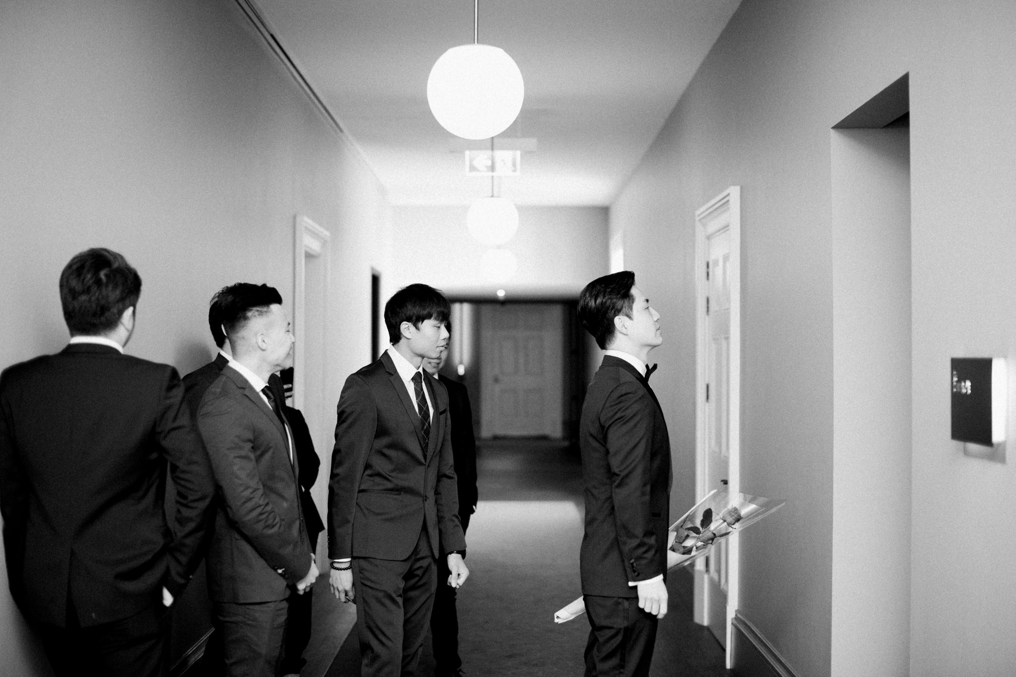 Perth Wedding Groom & Groomsmen