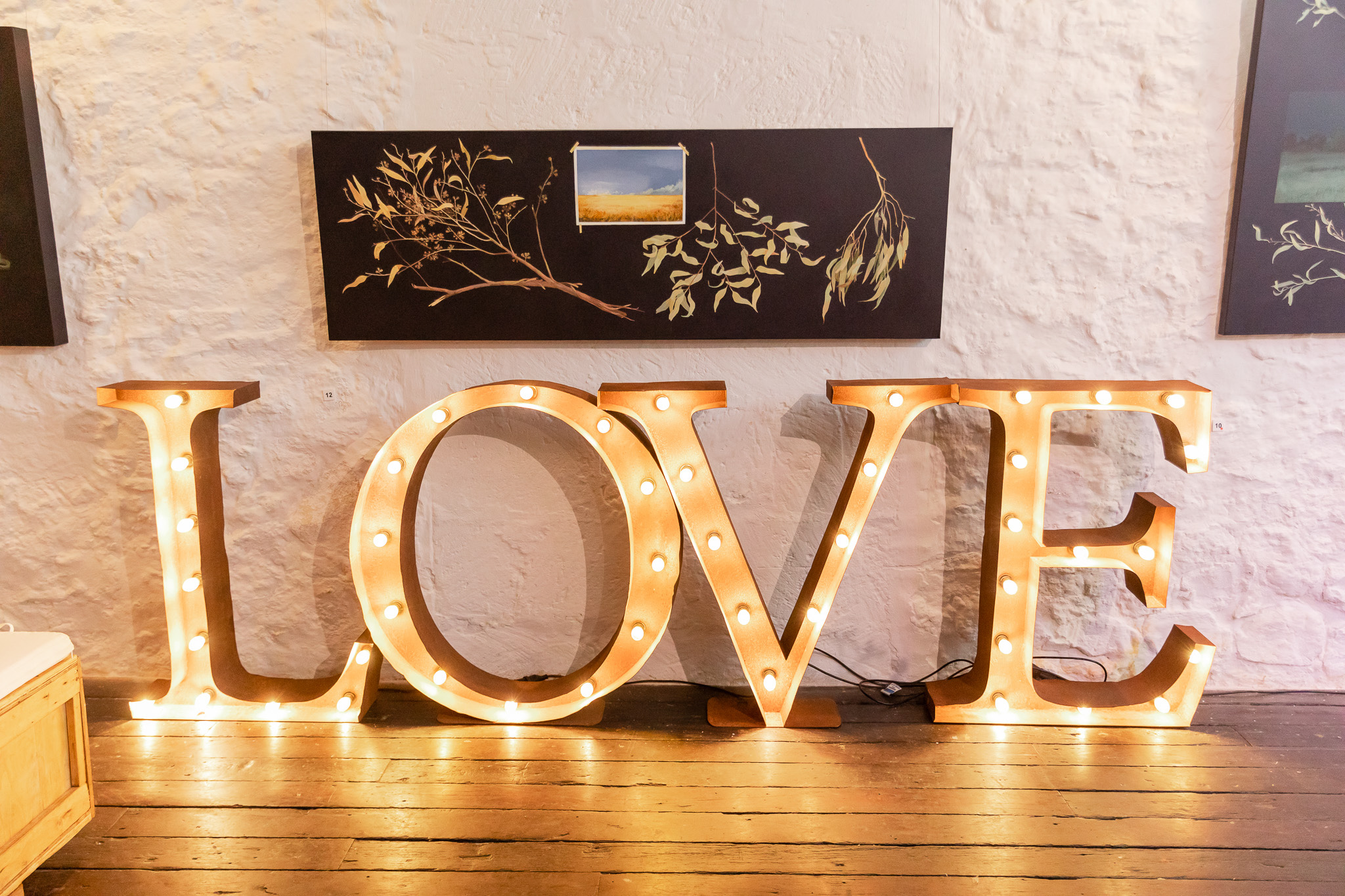 Perth Wedding Love Letters