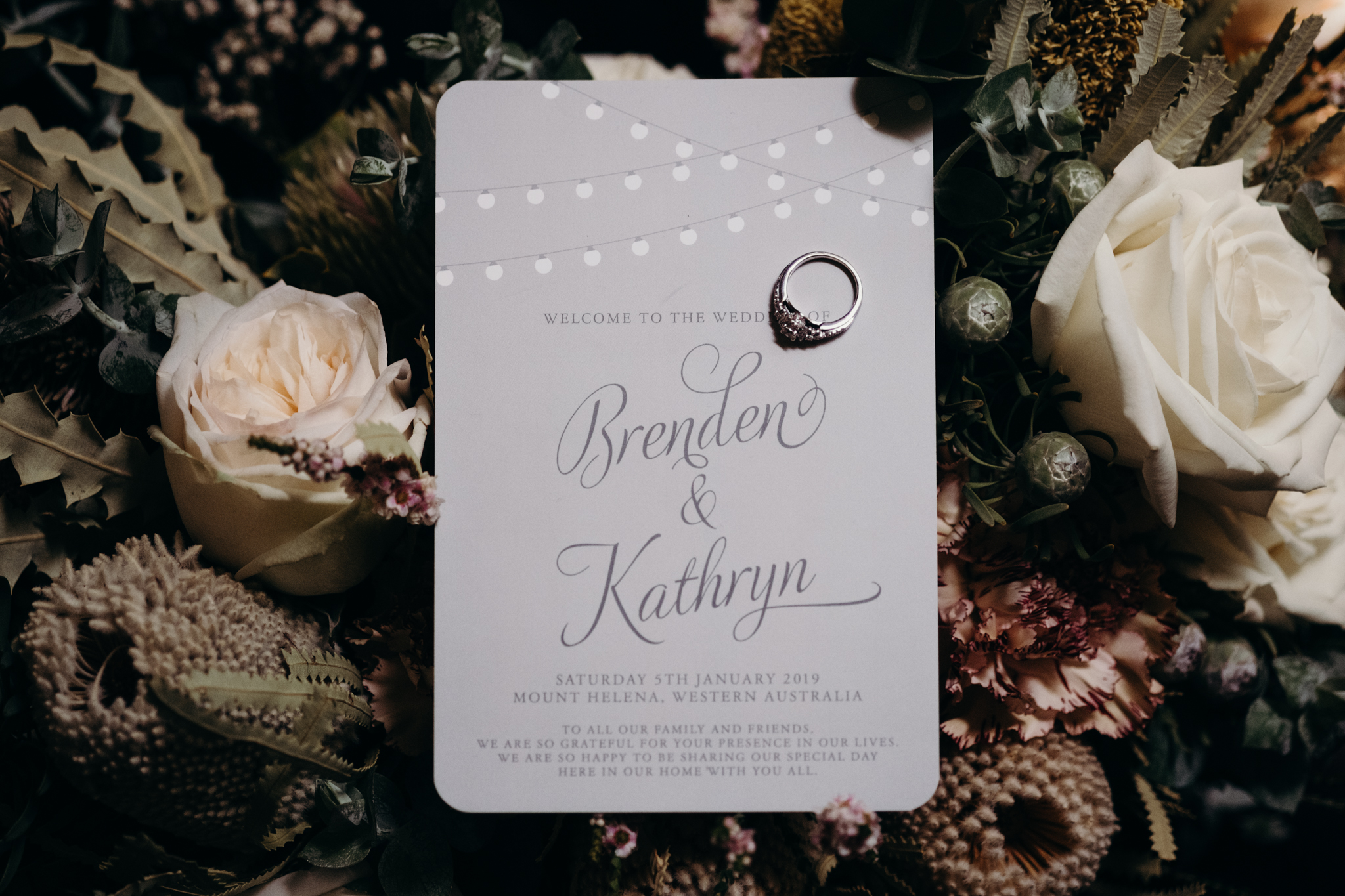 Perth Wedding Invitations