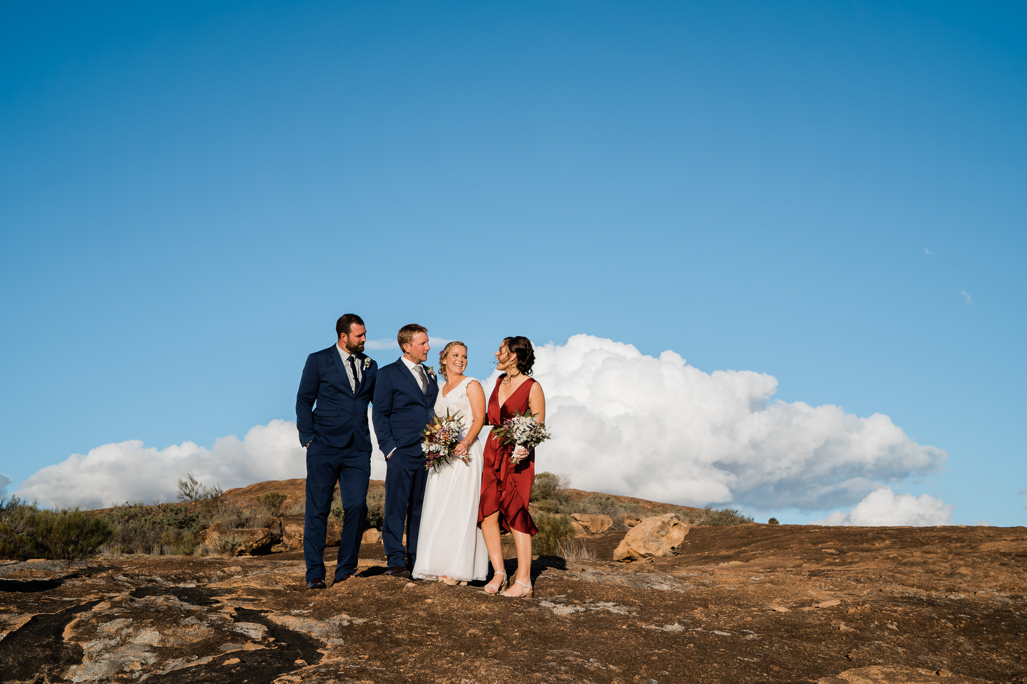 Perth Wedding Bridal Party