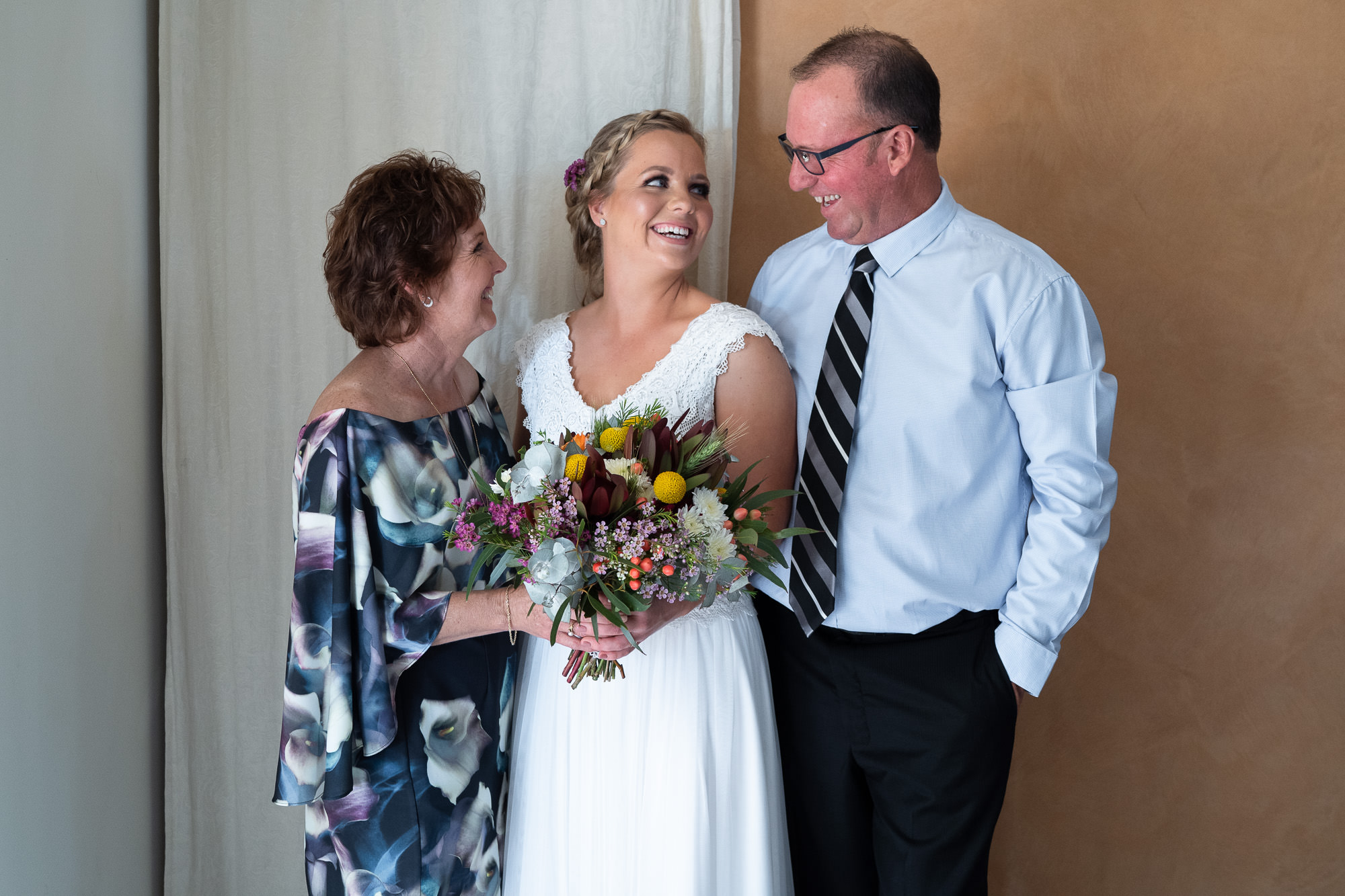Perth Wedding Brides Family