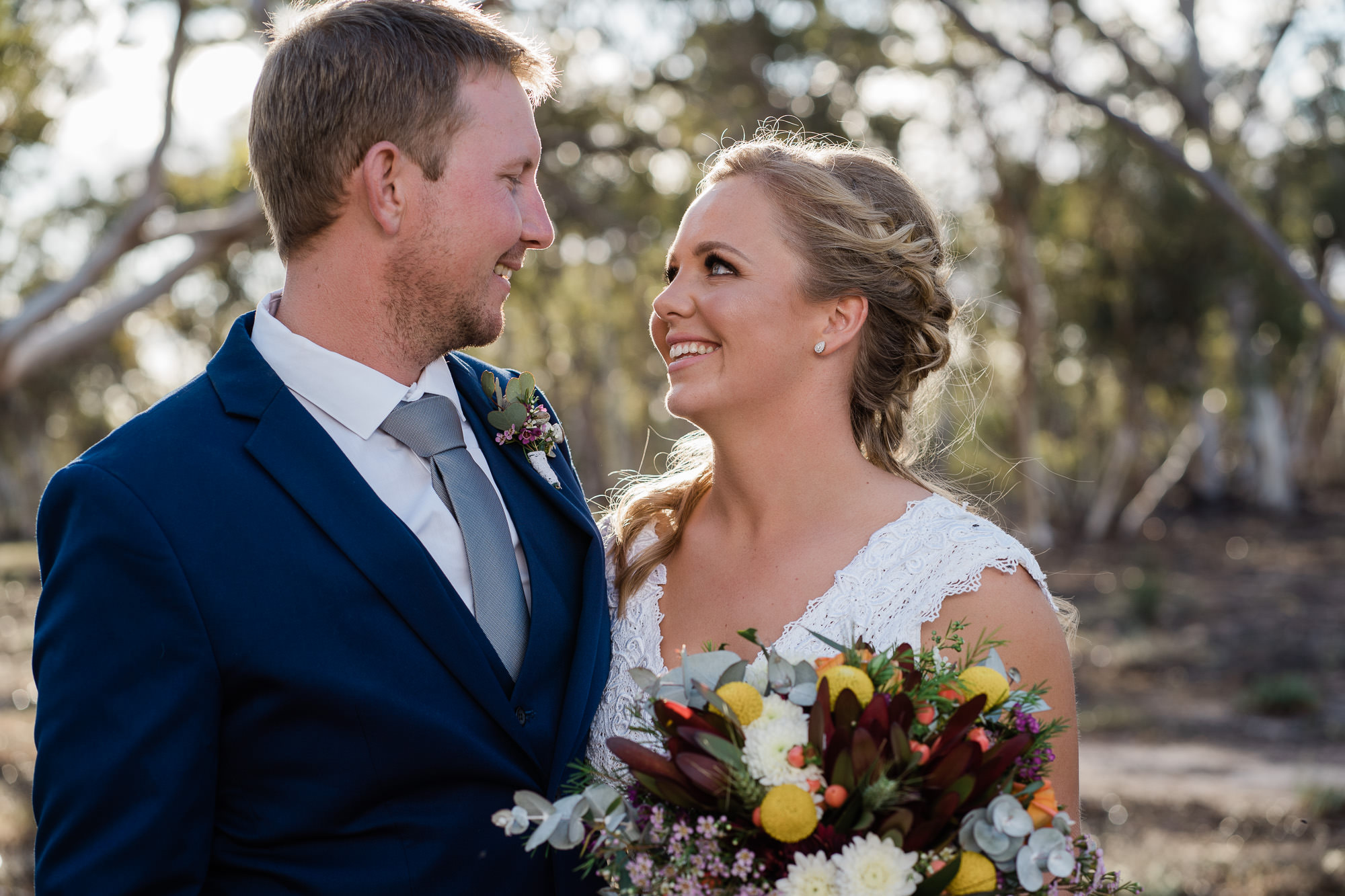Perth Wedding Bride & Groom